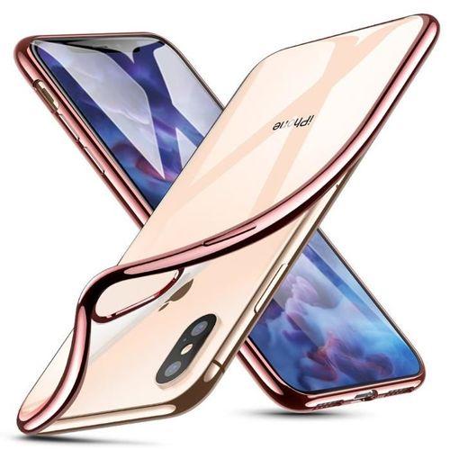 Etui pokrowiec ESR ESSENTIAL IPHONE XS MAX ROSE GOLD