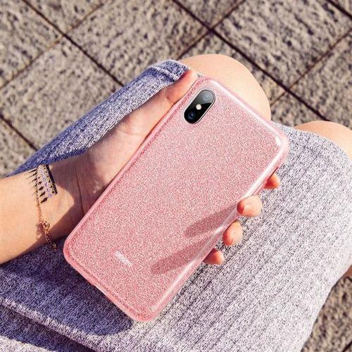 Etui pokrowiec ESR GLITTER SHINE IPHONE X/XS ROSE GOLD