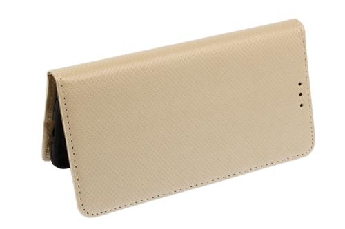 Etui portfel Flip Magnet HUAWEI P30 PRO złote