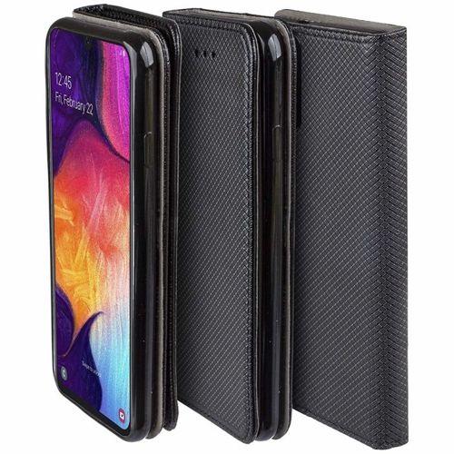 Etui portfel Flip Magnet  IPHONE 6+ Plus czarne