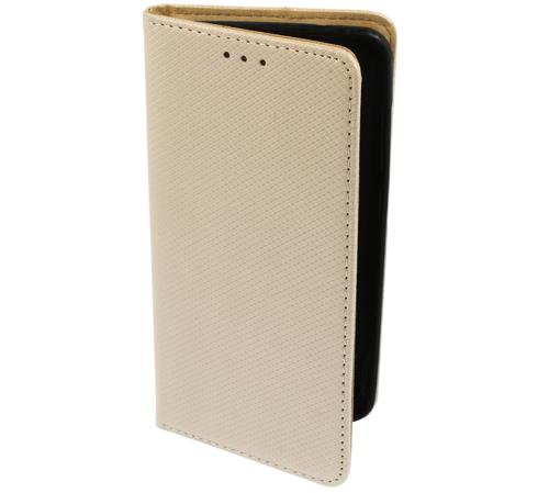 Etui portfel Flip Magnet SONY XPERIA 10 / XA3 złote