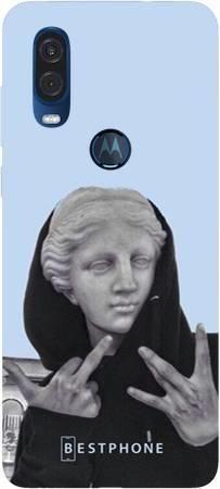 Etui posąg joł na Motorola MOTO ONE VISION