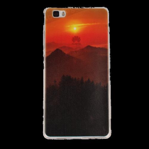 Etui slim case art SAMSUNG J5 J510 2016 wulkan