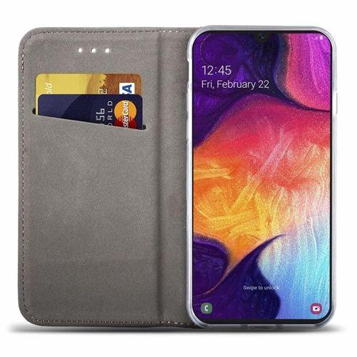 Etui z klapką portfel Flip Magnet LG K20 2019 czerwone