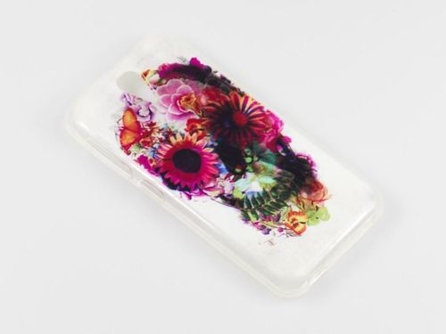 FANCY HTC Desire 500 wąs kwiatowy
