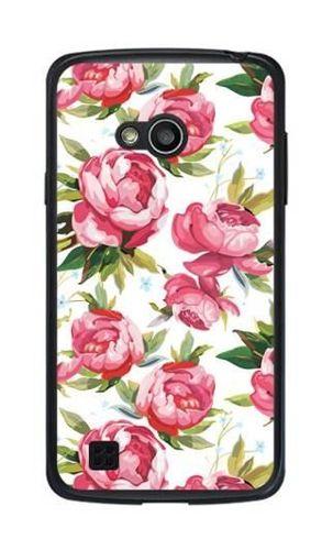 FANCY LG L50 różowe kwiaty