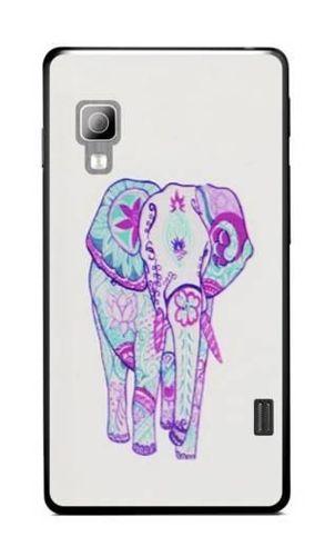 FANCY LG SWIFT L5 II słoń aztec