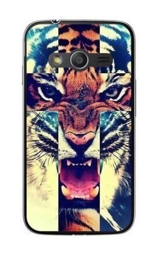 FANCY Samsung GALAXY TREND 2 LITE tygrys krzyż