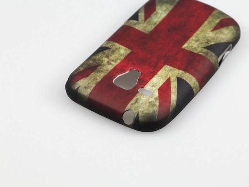 FLOWER HTC DESIRE 510 flaga uk vintage