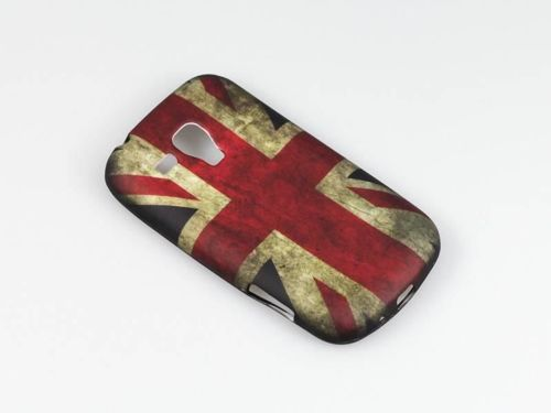 FLOWER LG G PRO lite flaga uk vintage