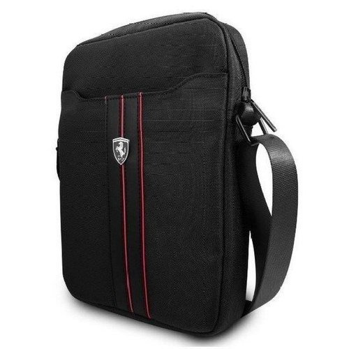 "Ferrari Torba FEURSH8BK Tablet 8"" Urban Collection black/czarny"