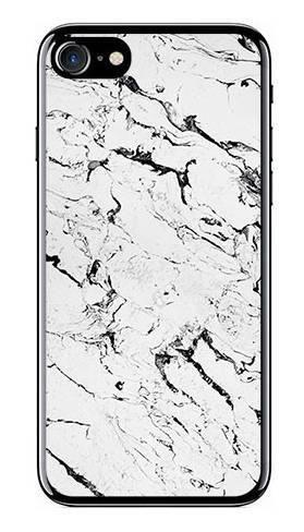Foto Case Apple iPhone 7 / 8 biały marmur