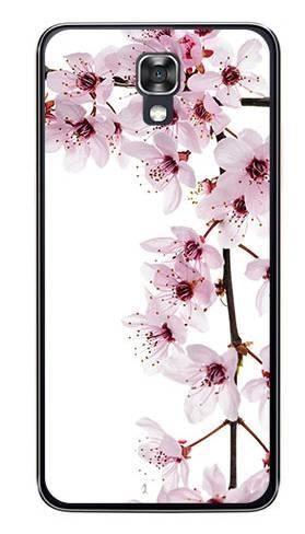 Foto Case LG X SCREEN wiśnia kwitnąca