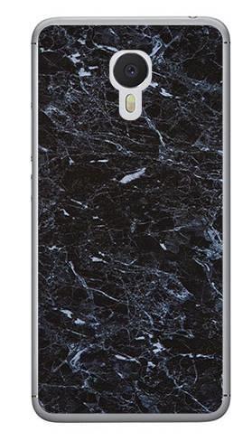 Foto Case Meizu M3 NOTE czarny marmur