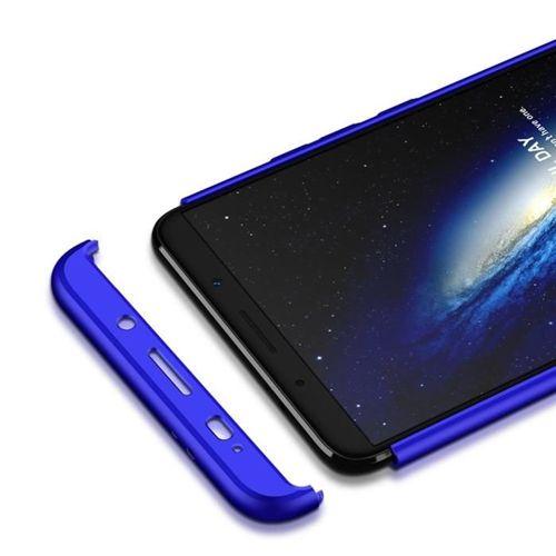 GKK 360 Protection Case etui na całą obudowę przód + tył Huawei Mate 10 Pro niebieski