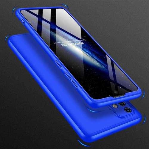 GKK 360 Protection Case etui na całą obudowę przód + tył Samsung Galaxy A71 niebieski
