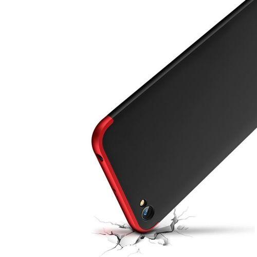 GKK 360 Protection Case etui na całą obudowę przód + tył Xiaomi Redmi Note 5A czarno-niebieski