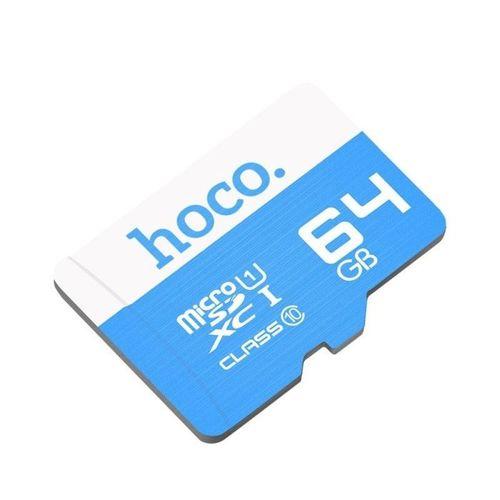 Hoco Karta pamięci MicroSD 64GB CL 10 95 MB/S