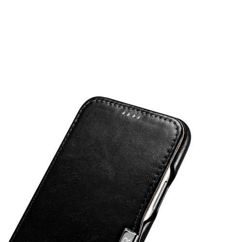 ICARER VINTAGE IPHONE Xr BLACK