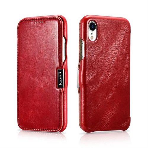 ICARER VINTAGE IPHONE Xr RED