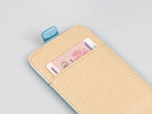 Kabura FLEXI Samsung Galaxy XCOVER 3 ciemny różowy