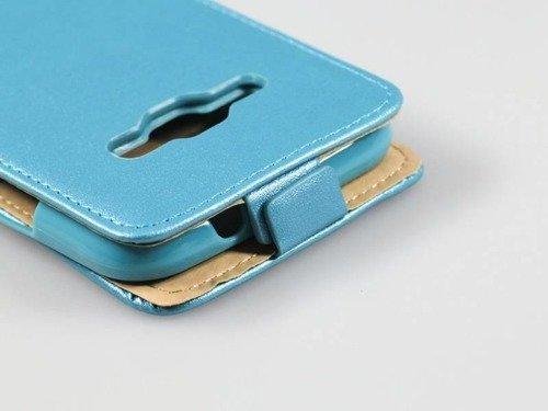 Kabura FLEXI Samsung Galaxy XCOVER 3 fioletowy
