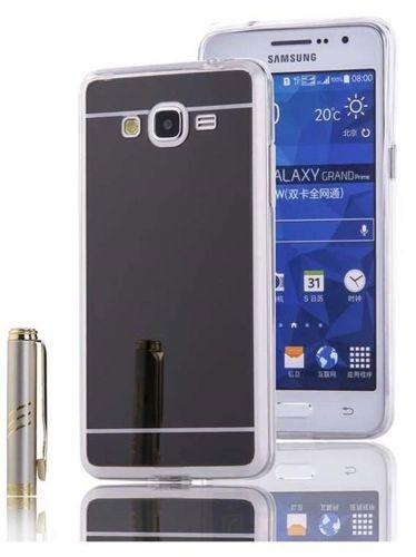 MIRROR TPU Samsung Galaxy GRAND PRIME szary