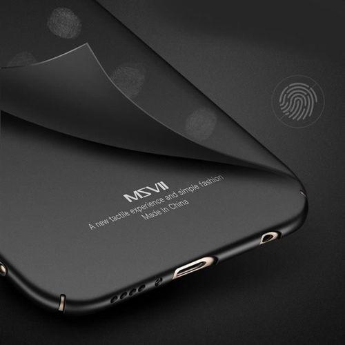 MSVII Simple ultracienkie etui pokrowiec Huawei Honor 7X czarny