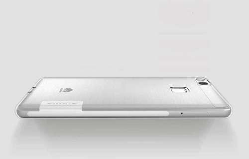 NILLKIN NATURE TPU Huawei P9 LITE szary