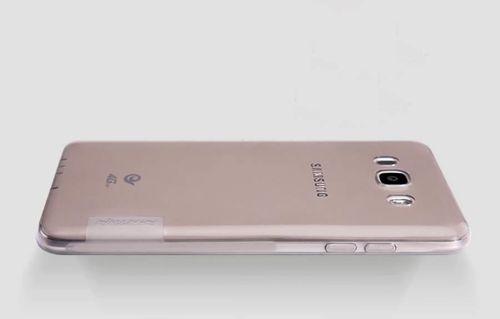 NILLKIN NATURE TPU Samsung Galaxy J7 (2016) szary