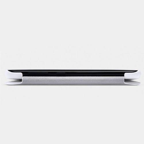 Nillkin Qin skórzana kabura etui Samsung Galaxy S9 Plus G965 czarny
