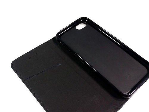 PORTFEL magnetyczny HTC U11 LIFE czarny