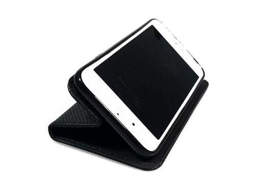 PORTFEL magnetyczny Lenovo K5 czarny