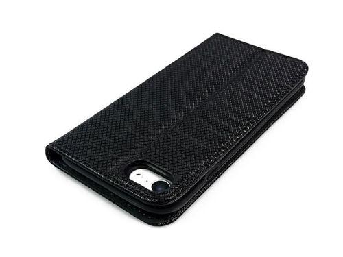 PORTFEL magnetyczny Samsung GALAXY A20e czarny