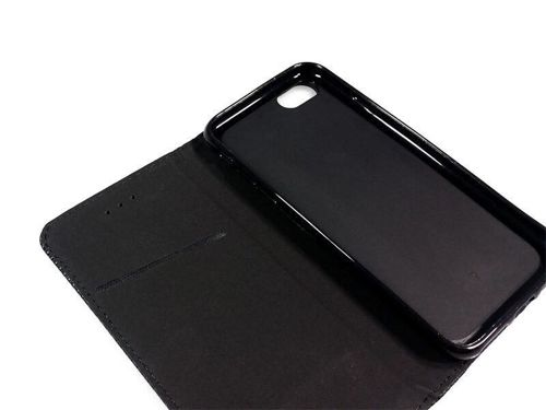PORTFEL magnetyczny Samsung GALAXY A71 czarny