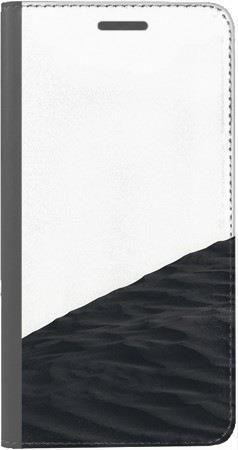 Portfel DUX DUCIS Skin PRO czarny piasek na Huawei Honor 7x