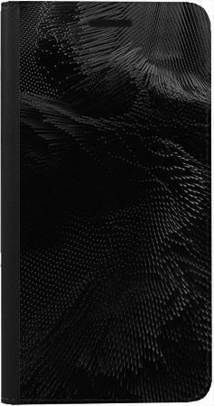 Portfel DUX DUCIS Skin PRO czarny wiatr na Samsung Galaxy A31