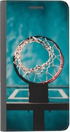 Portfel DUX DUCIS Skin PRO koszykówka na Huawei Honor 10