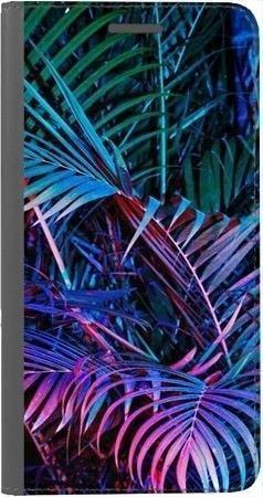 Portfel DUX DUCIS Skin PRO tropikalne fluo na Huawei Honor 7x