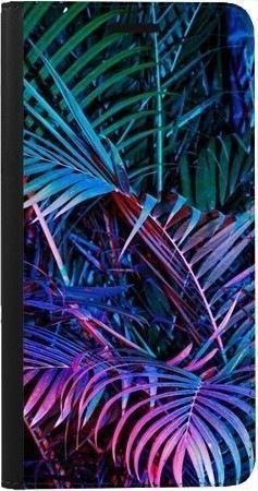 Portfel DUX DUCIS Skin PRO tropikalne fluo na Samsung Galaxy A70