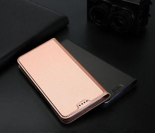 Portfel DUX DUCIS skin pro HTC U11 LIFE szary