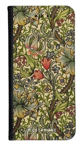 Portfel Wallet Case LG G8 ThinQ kwiatowa kompozycja