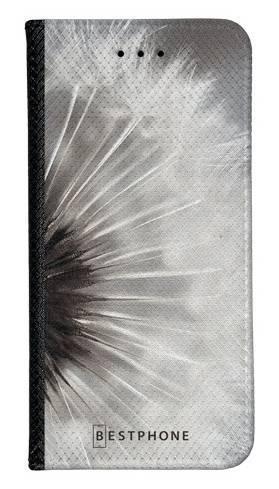 Portfel Wallet Case LG K40 dmuchawiec miętowy