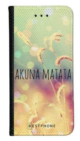 Portfel Wallet Case LG K40 hakuna zboże