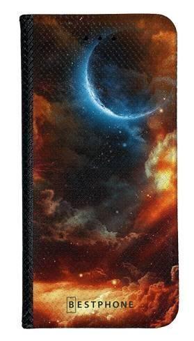 Portfel Wallet Case LG K40 planeta