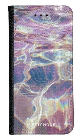 Portfel Wallet Case LG K40 tafla wody