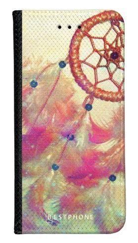 Portfel Wallet Case Samsung Galaxy A10e łapacz snów pórka