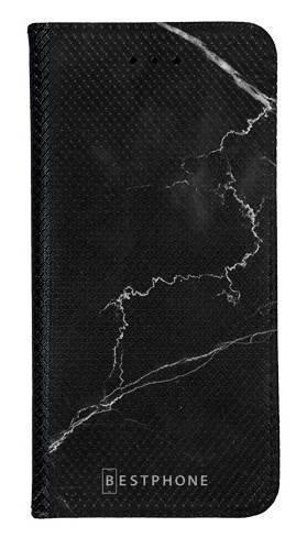 Portfel Wallet Case Samsung Galaxy A10e marmur czarny