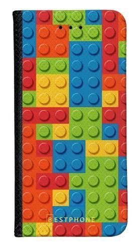 Portfel Wallet Case Samsung Galaxy A20e lego