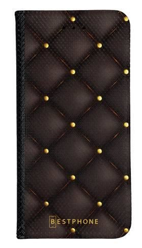 Portfel Wallet Case Samsung Galaxy A20e pikowana skóra